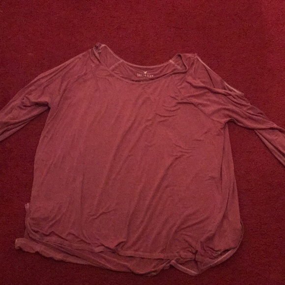 American Eagle Outfitters Tops - American Eagle soft&sexy shirt